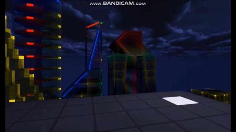 Иллюзия мигания на карте для турнира