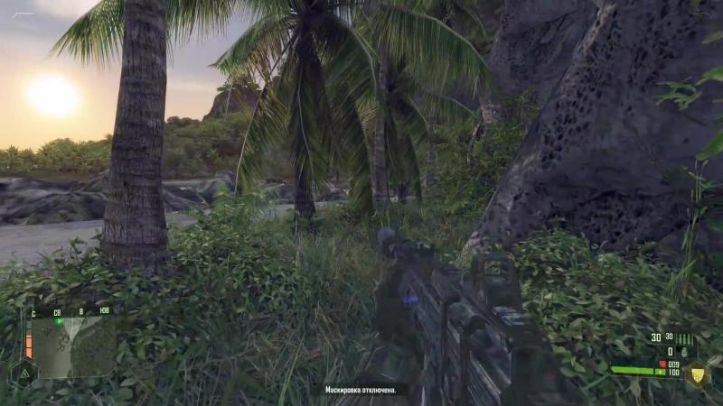 Прохождение Crysis — Часть 1 Контакт (Contact) ✪ К 10-летнему юбилею серии Crysis ✪ 4K 60 FPS