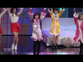 171229 Red Velvet Wendy Fancam - Happily Ever After @ KBS Gayo Daejun