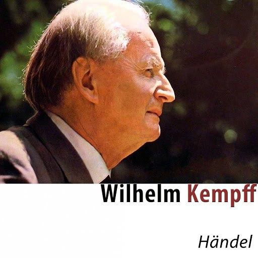 Wilhelm Kempff альбом Handel (Piano)