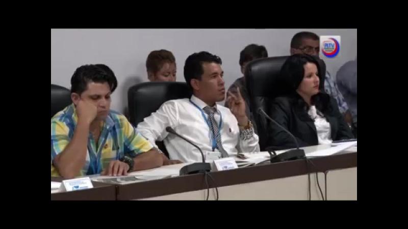 Comienzan debates en comisiones del parlamento cubano, previo a sesión plenaria
