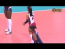 Winifer Fernandez video beautiful volleyball player