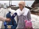 Ермаковское тонет в снегу и лужах Енисей Минусинск