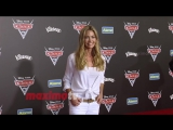 Denise Richards Cars 3 World Premiere Red Carpet