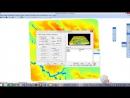 Урок №08 Как построить 3d модель в Mapinfo Vertical Mapper