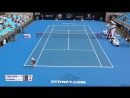 WTA Sydney R2 2018 Cibulkova vs Vesnina