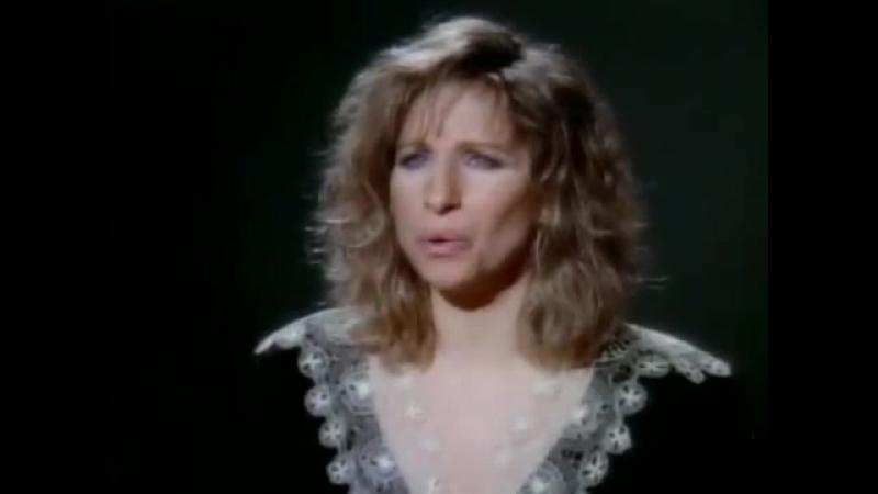 Barbra Streisand - Somewhere