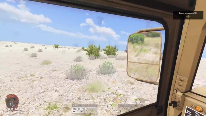 [ImSHAITAN] Снайпер-диверсант • ArmA 3 Серьезные игры • 1440р60fps