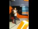 Студия телекомпании СЭТ - Live. Совместное занятие на ТV-КУРСАХ.