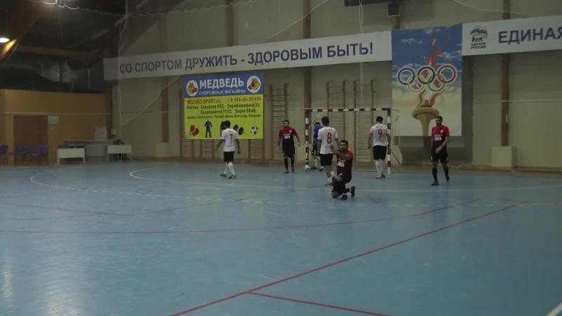 Урарту 6-5 Баку ГОЛ ХАЧАТРЯН