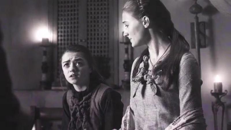 Sansa stark x arya stark   vine