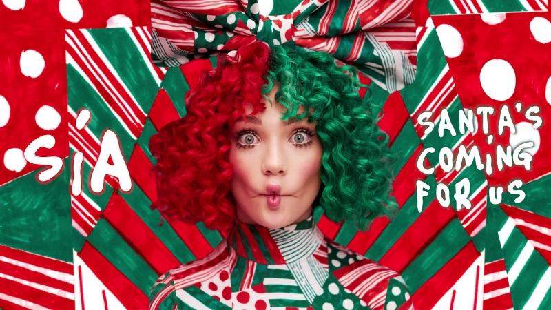 Sia and more - Santas Coming For Us (Christmas Anual Mashup 2017 by Tato Santana)