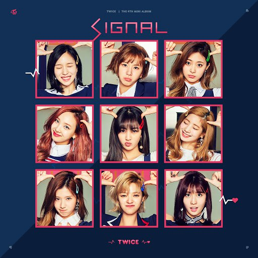 Twice альбом SIGNAL