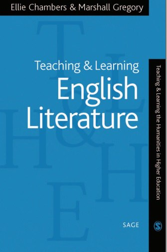 Teaching &Learning English Literature
