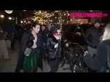 Vanessa Hudgens Lea Michele Party Hard At Delta Air Lines Grammy Celebration In New York
