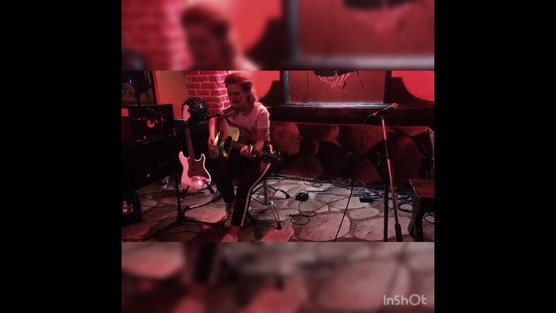 Julia'Vein- Я попала (acoustic) 18.02.18🌸🙏🏻