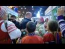 В Архангельске сегодня торжественно открылась Маргаритинская ярмарка