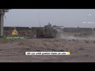 aspect d'opérations des brigades hezbollah en Irak (archives)