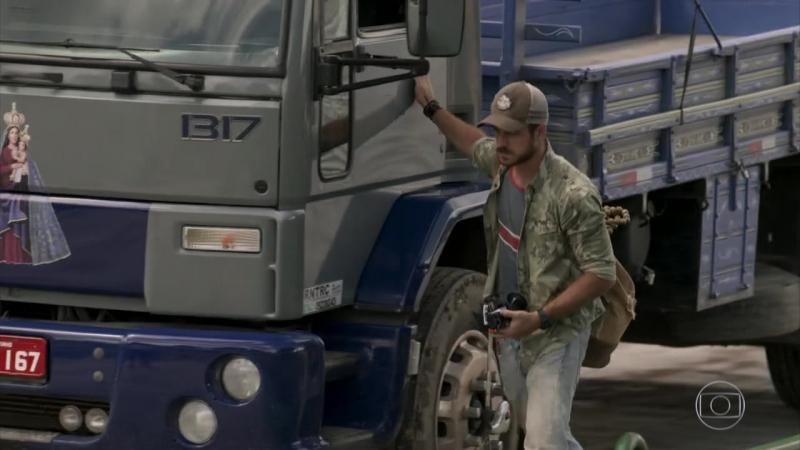 63Zeca perde seu caminhão para pagar indenização ao barqueiro