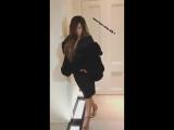 Видео с Instagram Рианны (12.12.2017)