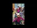 Дети поют на английском языке в Талантии
