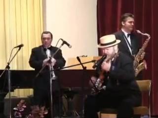 Moscow Dixieland jazz - Bei Mir Bist du Shein