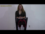 Random Sole Encounters - Lailas Unexpected Tickle Torture Audition (Preview Vid)