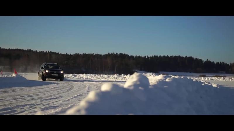 Школа экстремального вождения Renault Winter Driving Schoo