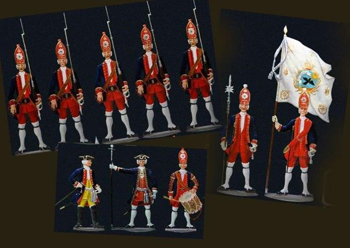 Прусские гренадеры