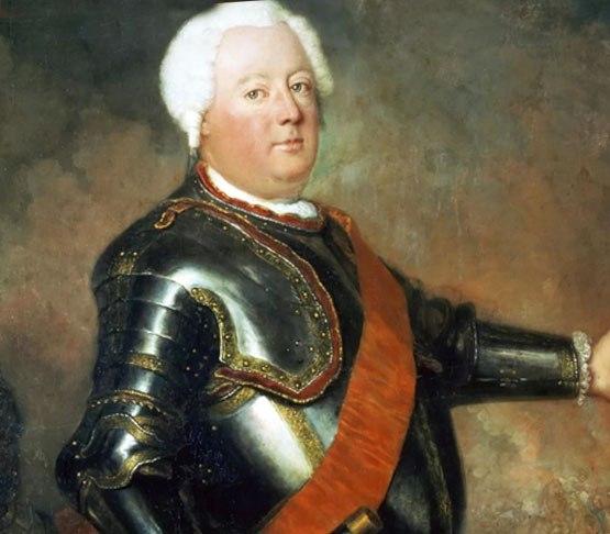 Прусский король