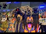 Ava Expo 2017 - Slade - Darksiders 2 - Жнец