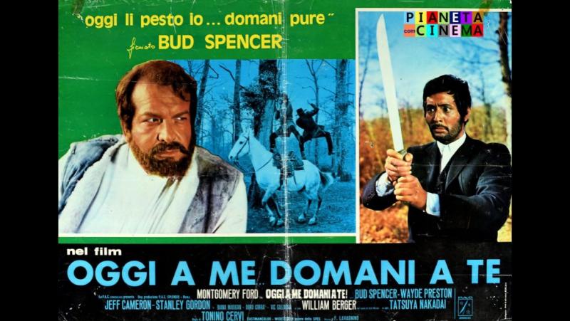 Ochi pentru Ochi - Astazi ucidem maine Murim - Ojo por Ojo - Oggi a me domani a te - Today We Kill, Tomorrow We Die [HD] (1968