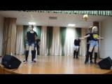 танец на день учителя 17год