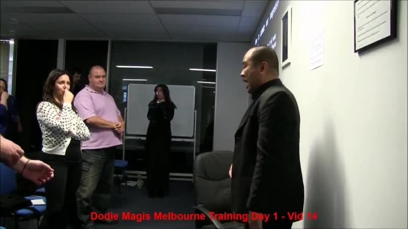 Dodie Magis - Javanese Magnetism Day 1 Vid 14