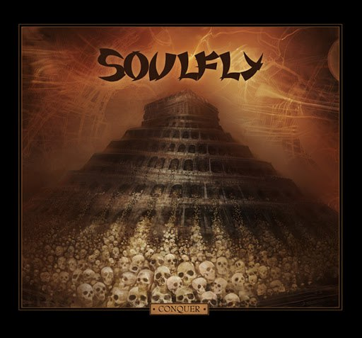 Soulfly альбом Conquer