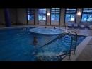 Бассейн в гостинице Мелас Лара