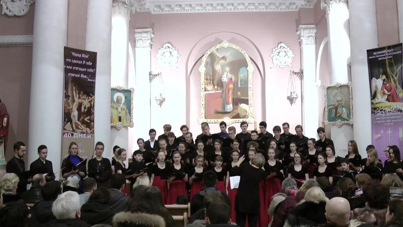 Моцарт Missa brevis соль мажор KV 140 ч. 4