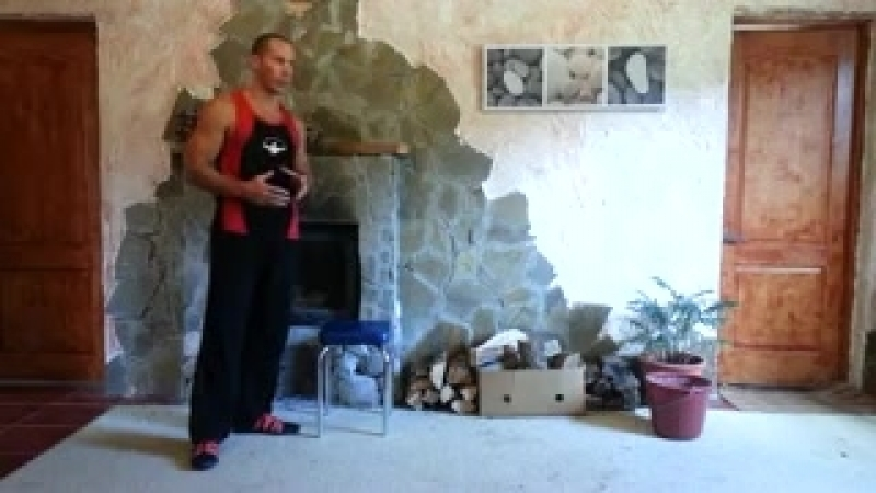 Сильные ноги без железа и тренажеров (метод из единоборств) Тамир Шейх