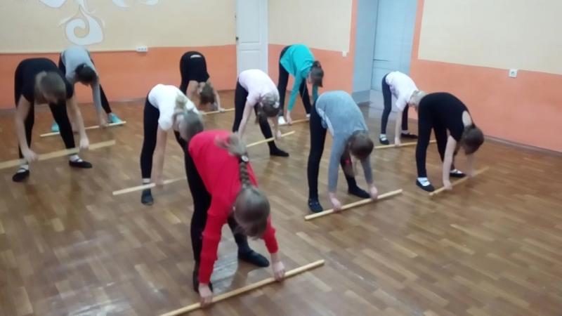 Фитнес. группа