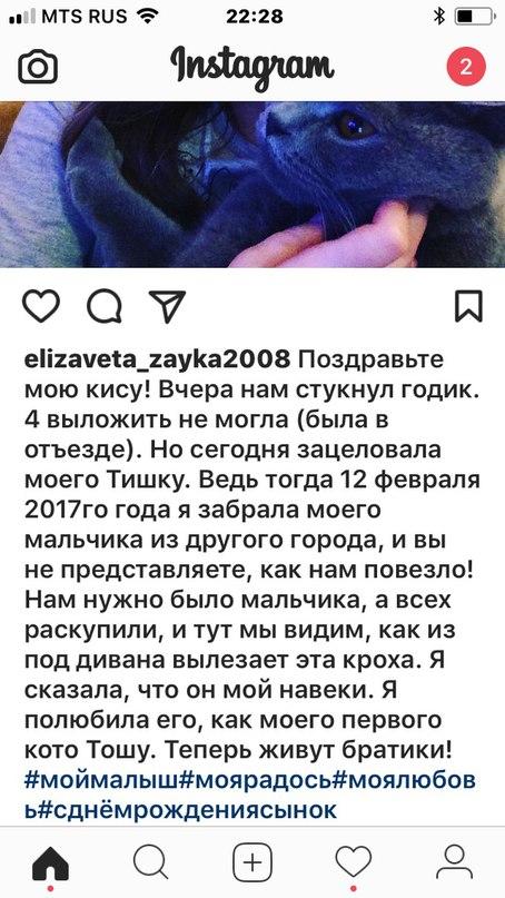 Елизавета Пяткова | Сергиев Посад