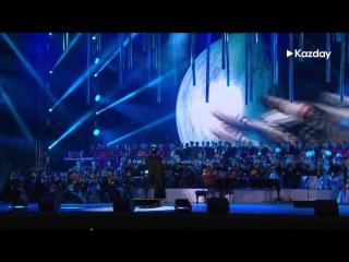 На ЭКСПО в Казахстане оркестр исполнил Имперский марш