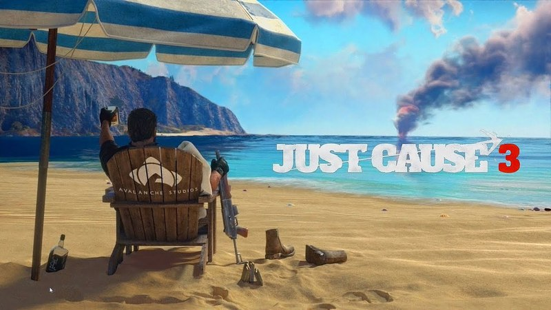 Just Cause 3 прохождение игры - ПЕСОК, ОРУЖИЕ И РЕВОЛЮЦИЯ! 1 (LIVE)