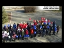 В честь Дня народного единства в Майна прошел танцевальный Флешмоб