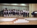 Анюта на конкурсе «Я люблю свою Украину «
