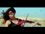 Alone  - Electric Violin Cover Caitlin De Ville