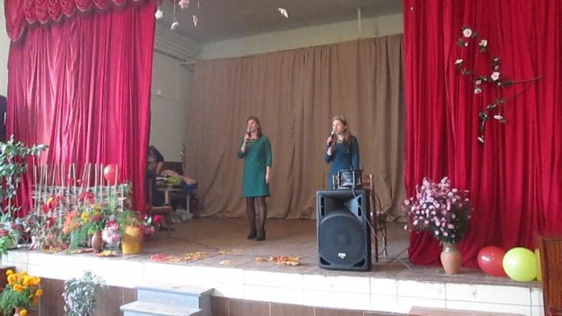 Концерт в ДК Елины 4 октября 2017 года