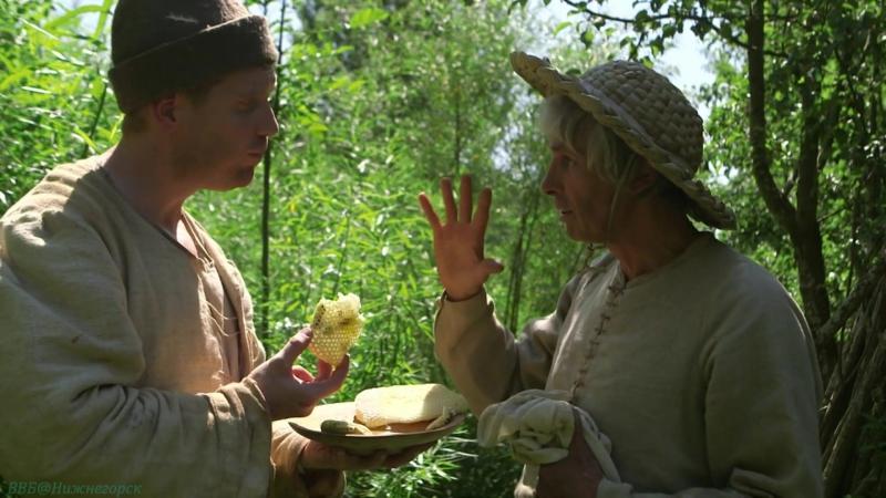 BBC «Ферма во времена Тюдоров» (3 серия) (Познавательный, история, исследования, 2013)