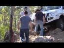 Yalwal 2014 4wd trip - Monkey Gum - Prado 150