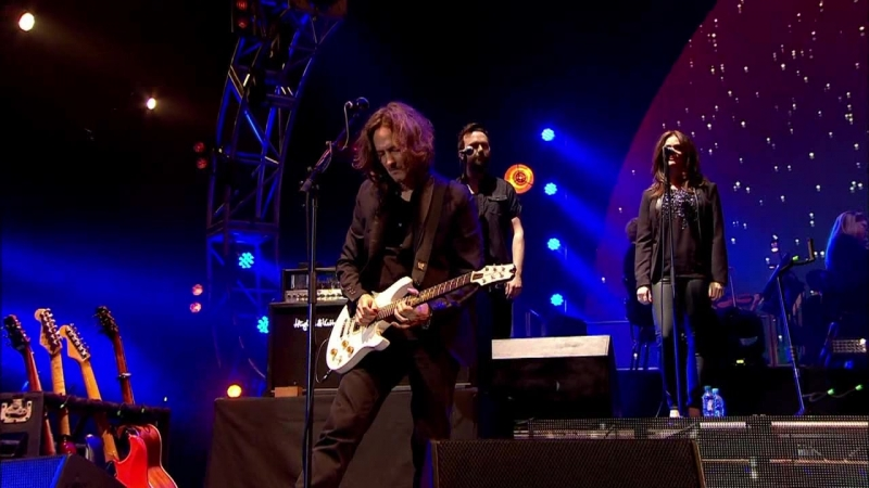 Jeff Lynnes ELO - Steppin Out 11 (Live in Hyde Park London 2014)