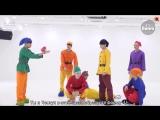 [Rus Sub] [Рус Саб] [BANGTAN BOMB] 고민보다 GO (Halloween ver.) Behind - BTS (방탄소년단)